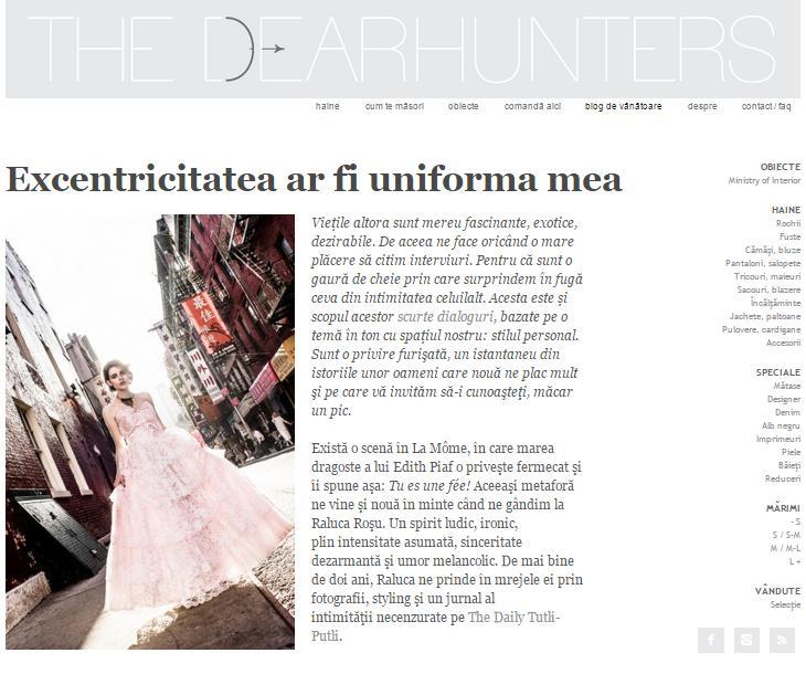 dearhunters