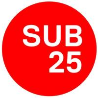 Writing on SUB25