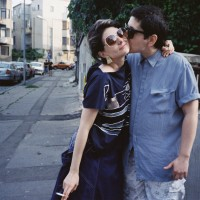 An afternoon with Skinny Bunny & denim on 35mm
