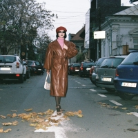 The BRAVERY of being out of range : Romanian female designer Oana Lupaș/ fashion on film(4)